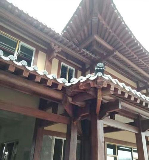 河南古建建筑